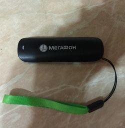 Megafon modem, 3G.