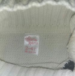 Sweater for 2-5 years Russia