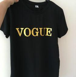 Tricou VOGUE