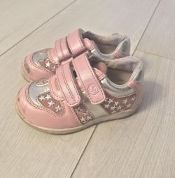 Spor Ayakkabı 21p