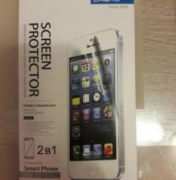 Film de protecție pe Apple iPhone 4