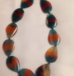 Necklace (carnelian)