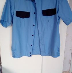 Рубашка охранника (спецовка)