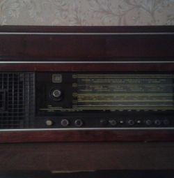Radiol cu tub
