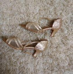 Pantofi pentru sandale de dans