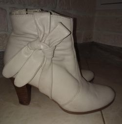 Μισό μπότες 37p