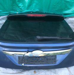 Кришка багажника на форд фокус 2 хетчбек