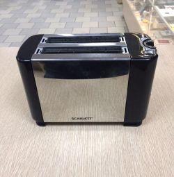 Toaster Scarlett sc-tm11012