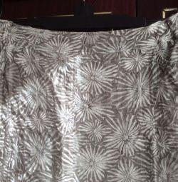 Модний жіночий спідниця бавовна 100% (50раз)