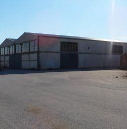 Две фабрики, имеющие две земельные участки площадью 11,850 кв.