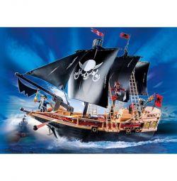 Το πλοίο Playmobil