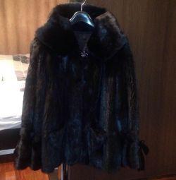 Fur coat Italy