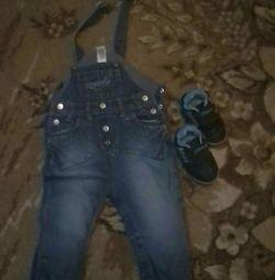 Jeans și adidași