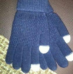 Duyusal kadın eldivenleri Faberlic