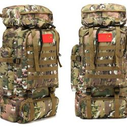 Backpack to animated cartoons of 70 l K4-1 art