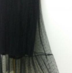 Rochie de mătase + rochie de jos