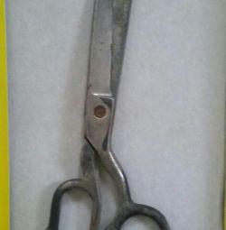 Скорняжные ножницы