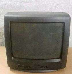 I will sell a small TV