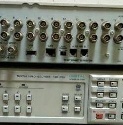 Digital video recorder SANYO DSR-3716