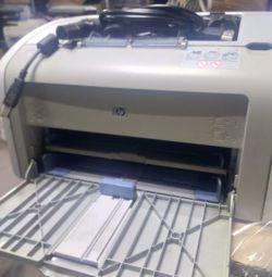 utilizează imprimanta hp laserjet 1020