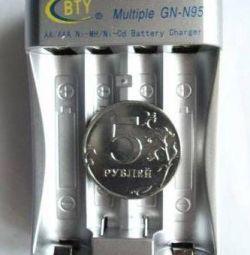 Φορτιστής μπαταρίας BTY GN-N95