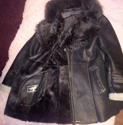 Sheepskin coat 44-46
