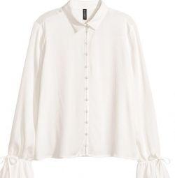 Нова богемна блуза hm