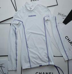 Tribord decathlon T-shirt long sports France