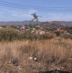 Two Adjacent Fields in Pyrgos, Limassol
