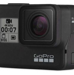 Go Pro 7 ( камера черная)
