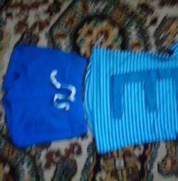 Vânzarea de lucruri pentru copii. Producție: Uzbekistan.