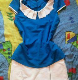 Спідниця і блуза