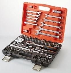 Auto Tools 82 items «Kuzmich» nickname-015/82