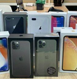 Apple iPhone новые, оригинальные, все модели