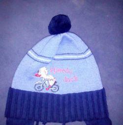Καπέλο σε ένα ζεστό φθινόπωρο