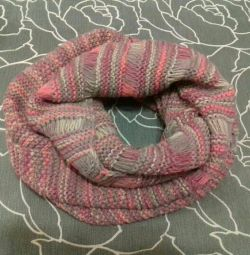 Winter snud, handmade