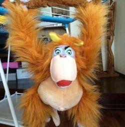Soft jucărie maimuță