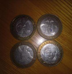 10 руб.Редкіе монети