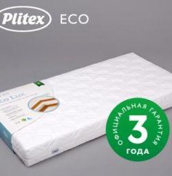 Orthopedic mattresses Plitex Eco Lux