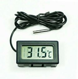 Remote Sensor Thermometer