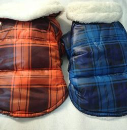 Clothing for dogs: ,, M, L.