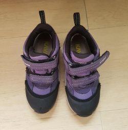 Spor ayakkabı kavat