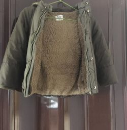 The autumn jacket is 4-5 years old.