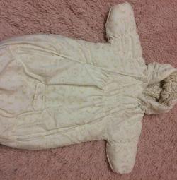 Εξωτερικά ρούχα για το νεογέννητο, την άνοιξη