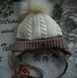 Pălărie caldă pentru un copil