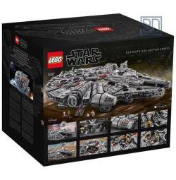 Tasarımcı LEGO 75192 Millennium Falcon