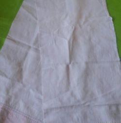 Полотенце тканное вручную