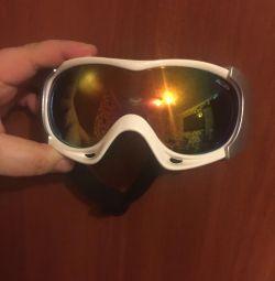 Μάσκα για snowboarding και σκι
