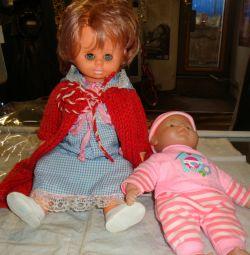 Κούκλα της ΕΣΣΔ -Violetta Makarovna- + J. Ψακή