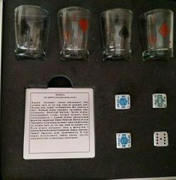 Επιτραπέζιο παιχνίδι για ενήλικες σε μεταλλική θήκη